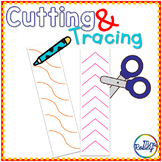 Cutting and Tracing Lines for Early Learners
