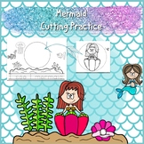 Cutting and Tracing Practice