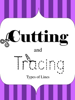 Cutting and Tracing (Types of Lines)