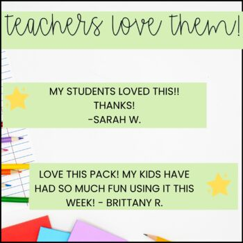 CvC Task Cards With QR Code Answers! {Medial I Vowel Pack}