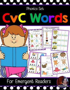 CvC Words Bundle!