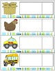 CvC Words Phoneme Boxes