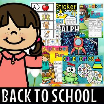 Back to school/ August/ kindergarten