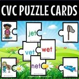 Cvc puzzle cards
