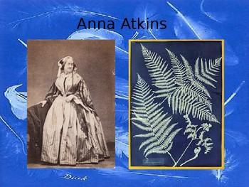 Cyanotype Nature Prints