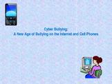 Cyber Bullying Presentation for Teachers