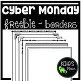 Cyber Monday Freebie