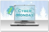 Cyber Monday Marketing Research Activity Promotion/Poster