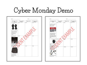 Cyber Monday & Marketing Strategies - Fully Editable in Google Docs!
