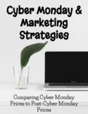 Cyber Monday & Marketing Strategies - Fully Editable in Google Docs!
