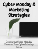 Cyber Monday & Marketing Strategies - Online Distance Lear