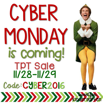 Cyber Monday Sale 2016 Graphic