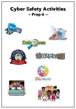 Cyber Safety Activities - Whole school planner