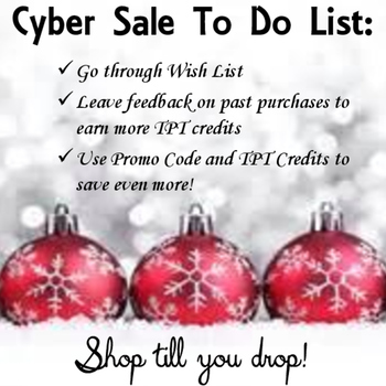Cyber Sale Shopping Guide