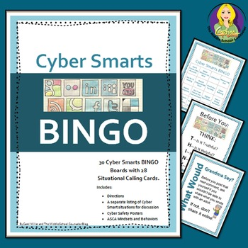 Cyber Smarts BINGO