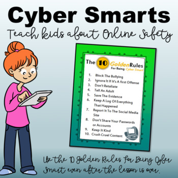 Cyber Smarts -- Teach Kids About Social Media Safety