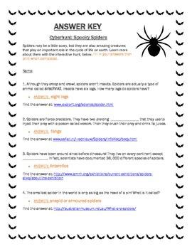 CyberHunt Spooky Spiders