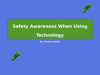 CyberSafety PowerPoint
