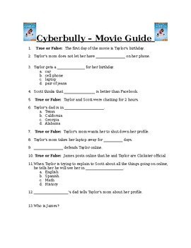 Cyberbully (2011) - Movie Guide
