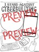 Cyberbullying - Growing up in a Digital World - Coloring Activity
