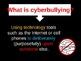 Cyberbullying PPT