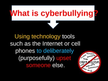 Cyberbullying PPT