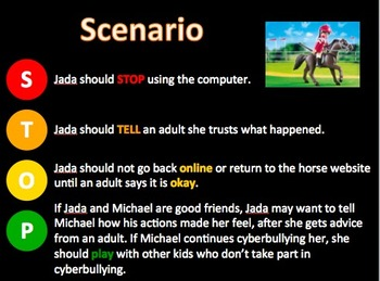 Cyberbullying PPT (younger grades)