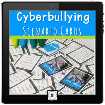 Cyberbullying Scenario Cards Activity