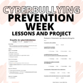 Cyberintimidation (Cyberbullying) Survey Package  [BULLYIN