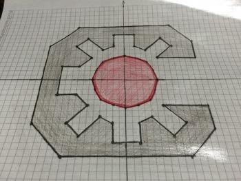 Cyborg Coordinate Drawing