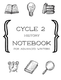 Cycle 2 History Fill-In Notebook ALL WEEKS (use w/ Classic