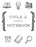 Cycle 2 4th Ed. Science Activity Notebook ALL WEEKS Worksheets