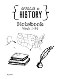 Cycle 3 HISTORY Notebook Week 1-24 (used alongside Classic