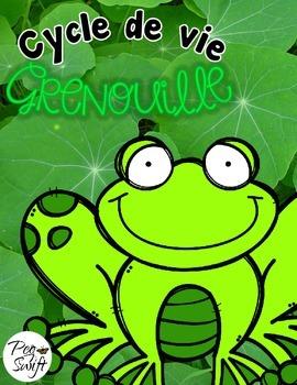 Cycle de vie - la grenouille