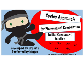 Cycles Approach Initial Consonant Deletion /h-, p-, t-, d-, m-, b-/