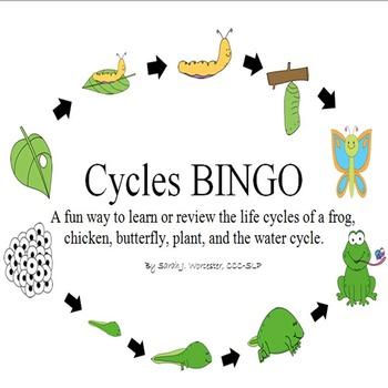 Cycles BINGO