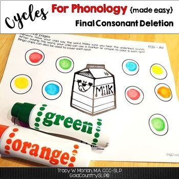Cycles for Phonology FCD & BONUS #cyclesforphonology