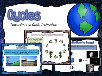 Cycles in Space & Nature Powerpoint