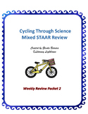 STAAR Science Weekly Review Packet 2: Cycling Through Science
