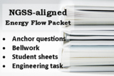 Cycling of Matter & Flow of Energy: 7th grade NGSS packet