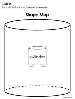 3D Shape Cylinder