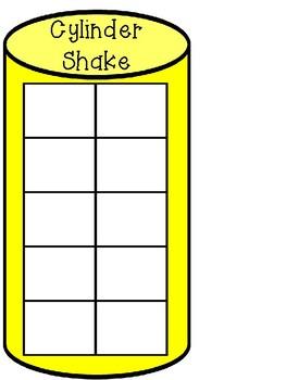 Cylinder Shake