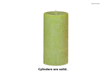 Cylinders Power Point