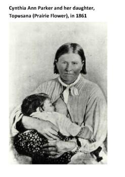 Cynthia Ann Parker Handout