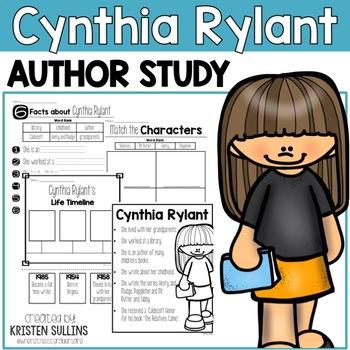 "Cynthia Rylant ""Click-and-Print"" Book Bundle"
