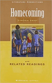 Homecoming by Cynthia Voigt - Chapters 7-10 Quiz (Short Answer Response)