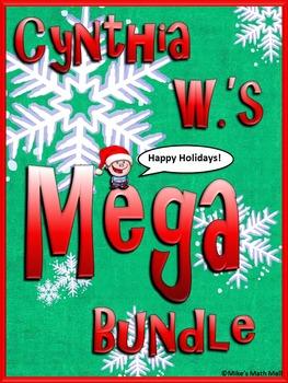 Cynthia Wolley's Mega Bundle