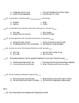 Cyrano De Bergerac Final Exam-- Multiple choice