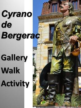 Cyrano de Bergerac Gallery Walk: Writing and Image Analysi
