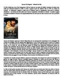 Cyrano de Bergerac - Résumé du film + Quiz